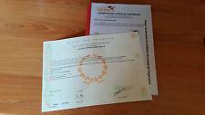 VAE Licence AGSRI (Systèmes et réseaux informatiques), livret 1 et 2