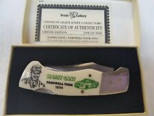 Nascar Racing Harry Gant Scoal Bandit Collectible Knife 1994 Farewell Tour NEW