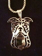 PITBULL NECKLACE - FREE SHIPPING