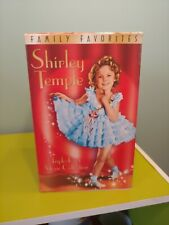 Shirley Temple Triple Pack Movie Collection VHS