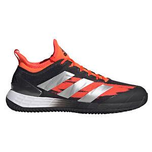 Adidas Adizero Ubersonic 4 Clay Black Mens Tennis Shoes