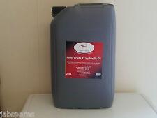 JCB 32 Hydraulic Multi Grade Oil 20Ltrs Meets JCB DIN Spec 51524 Part III
