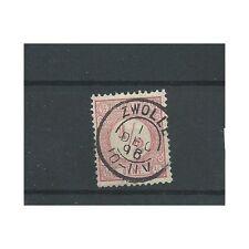 """Nederland """"Zwolle 1896"""" kleinrond op 30"""