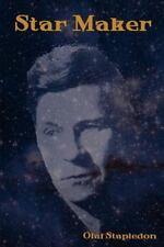 Star Maker: By Olaf Stapledon