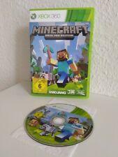 Minecraft XBOX 360 Edition aus Spiele Sammlung Classic Kult Games Auflösung