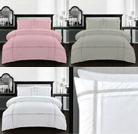 New Eva Bedding Set Duvet Cover with Pillowcase Single Double Super King Size