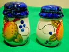 Fruits  Salt and Pepper Shakers