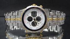 Citizen JQ7004-54A Men's ProMaster Chronograph Alarm Light Analog/Digital Watch