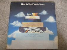 Moody Blues -This Is The Moody Blues Threshold MB1/2 1974 Gatefold Sleeve LP x 2