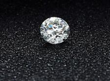 0.33 Carat white Round Brilliant Cut Loose Diamond 4.5mm VVS Clarity