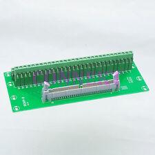 "Connector IDC60 2x30 Pins 0.1"" Male header Terminal Breakout Terminal Block"