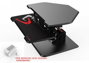 Free Aerocool ACAC-SS2A2AA Powerboard w/ EUREKA ERGONOMIC 28 inch Standing Desk