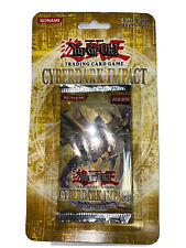 Yugioh Cards - Cyberdark Impact 1st Edition Blister Pack Factory Sealed
