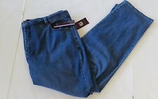 Gloria vanderbilt jeans 18W denim womens tapered new sparrow amanda