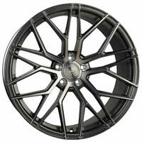 "(4) 20"" Avant Garde Wheels M520R Dark Graphite Metallic Rims(B32)"