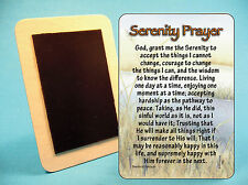 """Serenity Prayer"" Poem (Long Version) - Fridge Magnet - SKU# 799"
