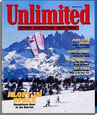Unlimited Action Adventure Good Times - 2003, Winter - Jamie-Lynn Sigler