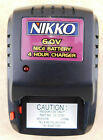 Nikko 6.0V Ni-Cd Battery 4 Hour Charger Model 1264