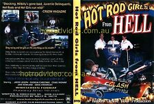 HOT ROD GIRLS FROM HELL .. DVD  customs street rat vid