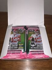 2020 PANINI MOSAIC FOOTBALL MULTI-PACK CELLO BOX (12 Cello Packs) IN HAND NOW