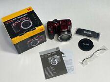 "Kodak Pixpro Az401 Digital Camera w/ Accessories [Overboxed] 40X Optical 3"" Lcd"