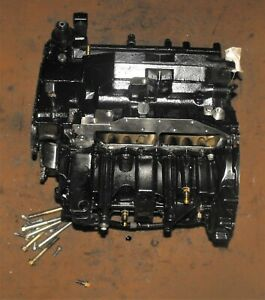 Evinrude 115 HP 2 Stroke Cylinder Block Assembly PN 0439546 Fits 1998-1999