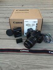 Canon EOS Rebel T6 Camera Kit (Referbished)