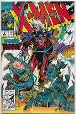 X-MEN #2 NM 1991 SIGNED BY JIM LEE W/COA LIMITED TO 3000 COMICS X-PRESS MARVEL