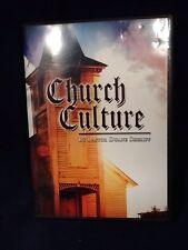 Church Culture By Pastor Duane Sheriff, 4 Cd Set, Religious education