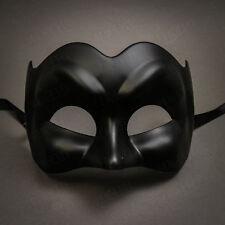Devil Eye Sexy Venetian Masquerade Party Eye Mask - Black