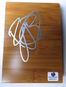 Reggie Bush Signed Autographed Floor Piece USC Trojans Saints GX31371