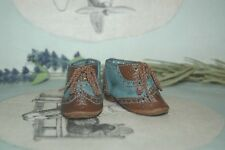 """Beautiful leather shoes for Jumeau Bru Steiner doll 2 - 7/8""""(73 mm)"""