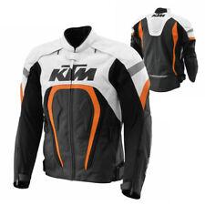 KTM Motegi Leather Jacket KTM Motorcycle Leather Motogp Jacket