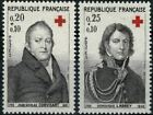 FRANCE 1964  Croix-rouge n° 1433-1434  Neufs ★★ luxe / MNH