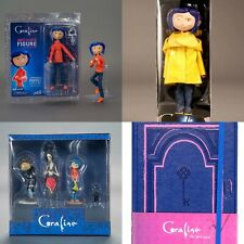 Coraline Doll Set Other Mother, WYBIE, Cat, Ultimate All In One Christmas Gift