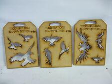 Juegos De Guerra Imperial espacio marino aves de presa Eagles Snappy esténcil # 18a/b/c