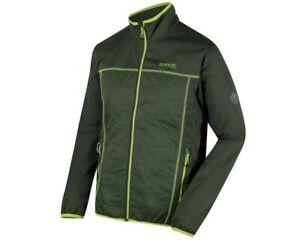 Men's Regatta Walson Stretch Light Hybrid Golf Softshell Jacket Coat RRP £60