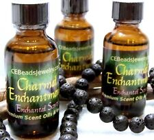 Scent Oils Cosmetic Grade A++ Enchanted Scents Diffuser Warmer Lava Bead Jewelry