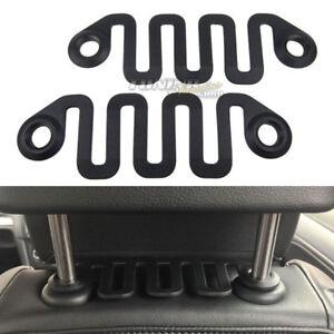 Per Poggiatesta Originale VW/Audi Gruccia Appendiabiti Gancio Auto Sedili