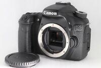 NEAR MINT Canon EOS 70D 20.2MP Digital SLR Camera Body Free Shipping JPN 0627532