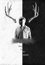 "046 Hannibal Season - American TV Series 1 2 3 Shows 14""x20"" Poster"