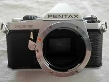 Pentax Me Super, 35mm Spiegelreflexkamera, wie abgebildet.