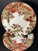 Royal Stafford Made In Burslem The Heart Of The Potteries England 2 Dinner Plate