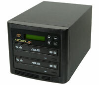 Copystars CD DVD Duplicator 1 - 1 Copier sata 24X burner tower Copy Machine