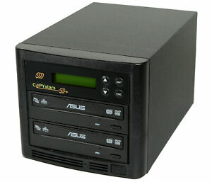 Copystars CD DVD Duplicator 1 - 1 Copier sata 24X burner tower Copy Machine
