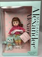 "Madame Alexander 8"" Doll Wendy Loves Wish Care Bear, Rare, HTF Wow!"