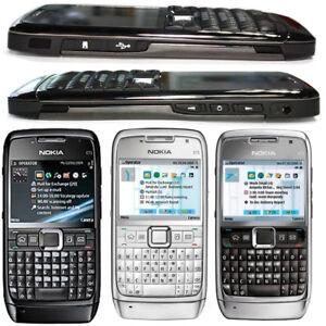 Refurbish Original Nokia E71 Unlocked QWERTY 3G WIFI GPS Camera Mobile Phone