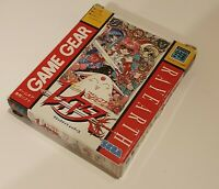 Rayearth GameGear Jpn Jap JP CIB very good condition. Very rare game Collectabe