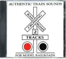 Authentic Train Sounds CD - For Model Railroads
