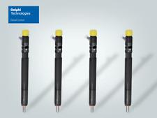 4x Injektor Einspritzdüse Delphi EJBR02801D Kia Carnival Sedona Hyundai Terracan